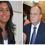 TRE cassa mandatos de Belivaldo Chagas e Eliane Aquino