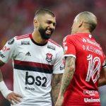 Libertadores: Fla arranca empate com Inter no Beira-Rio e volta à semifinal após 35 anos
