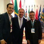 Luciano Pimentel é eleito secretário de Turismo e Desenvolvimento da Unale
