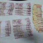 Dois homens são presos em Aracaju portando dinheiro falso