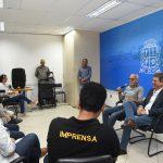 Edvaldo comemora aprovação de R$ 300 milhões para Aracaju