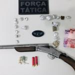 Homem apontado como responsável pelo tráfico de drogas no Marivan morre em confronto com militares do BPTur