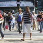 Taxa de desemprego no Brasil cai para 11,8%, revela IBGE