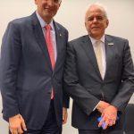 """""""Sergipe é um estado que nos interessa em águas profundas e continuaremos investindo"""", diz presidente da Petrobras"""