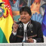Evo Morales é reeleito em primeiro turno