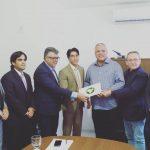 Padre Inaldo assina termo de cooperação na área da Saúde Municipal