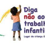 CRIANÇAS E ADOLESCENTES SÃO ENCONTRADOS EM TRABALHO INFANTIL