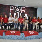 """""""Vamos colocar o bloco do PT para fazer política de um jeito só nosso"""", declara Jefferson Lima"""