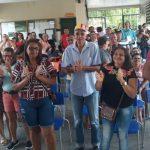 Servidores do município de Carira fazem protesto contra atrasos salariais