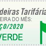 Conta de energia: Bandeira tarifária de março será verde