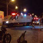 Acidente de trânsito deixa um ferido em Moita Bonita