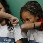 OMS: Há registro de morte de crianças por Covid-19