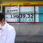 Bolsas asiáticas desabam nesta segunda-feira após queda do petróleo
