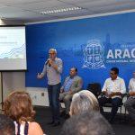 Edvaldo lança programação comemorativa pelos 165 anos de Aracaju