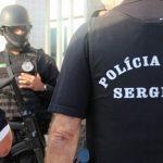 Ação conjunta da PC e PM resulta em prisão de suspeito de praticar mais de 50 furtos em Sergipe