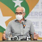 PREFEITO EDVALDO NOGUEIRA CRITICA ATUAÇÃO DA POLICIA FEDERAL EM ARACAJU
