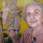 Morre a artista plástica Judite Melo