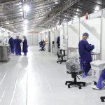 Hospital de Campanha permite à capital manter média de ocupação dos leitos em 50%