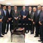 Belivaldo se reúne com o presidente do STF para tratar sobre julgamento dos recursos do Fundef