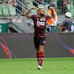 Flamengo bate o Palmeiras no Allianz Parque