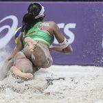 Garota de ouro: Duda Lisboa  é eleita melhor jogadora do mundo no vôlei de praia pelo segundo ano consecutivo