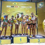 Ágatha e Duda iniciam ano olímpico com ouro na etapa de Maceió