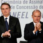 Bolsonaro confirma: Onyx vai para a Cidadania e general Braga Netto assume Casa Civil