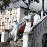 Coronavírus: Grande Aracaju concentra 55% das mortes em Sergipe