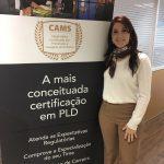 Banese tem profissional certificada internacionalmente em prevenção e combate à lavagem de dinheiro