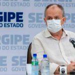 """""""Dinheiro tem, o que não tem é onde comprar os medicamentos"""", alerta Belivaldo Chagas"""