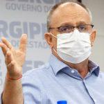 """Covid-19: """"Situação de Sergipe é drástica"""", diz Belivaldo Chagas"""