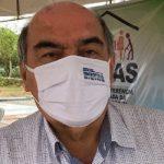 Antônio Passos e Regina testam positivo para coronavírus