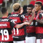 Flamengo ratifica boa fase, bate o Junior e encerra a fase de grupos da Libertadores como líder
