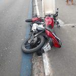Acidente na Avenida Euclides Figueiredo deixa um morto