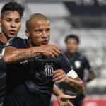 Santos vence Olimpia fora de casa e está classificado na Libertadores