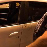 Eleições 2020: Candidato a prefeito de Graccho Cardoso tem o carro metralhado