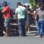 Acidente com ônibus deixa ciclista morto na avenida Ivo do Prado