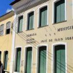 Câmara Municipal de Laranjeiras: Candidatos farão prova objetiva dia 13 de dezembro