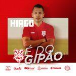 Atacante Hiago está de volta ao Sergipe