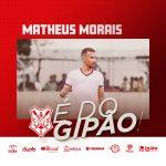 Sergipe contrata zagueiro Matheus Morais