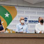 Prefeitura de Aracaju inicia vacinação contra a covid-19 nesta terça; na 1ª fase os trabalhadores da saúde e idosos que residem em asilos