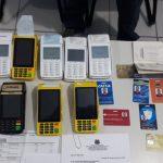 Golpe do cartão recortado: Polícia Civil prende em flagrante suspeitos de estelionatos em SE
