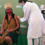 Quase 4% da população brasileira já foi vacinada contra a Covid-19